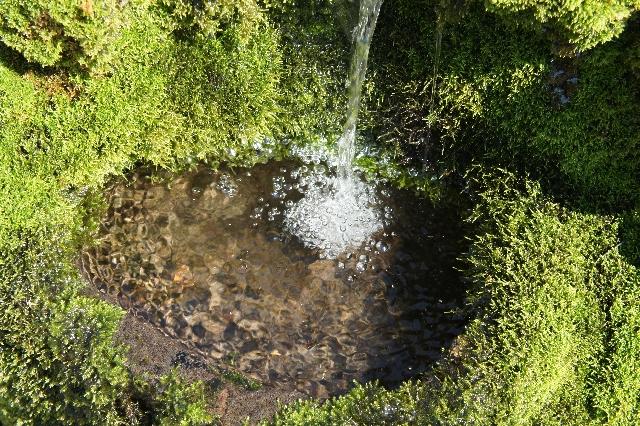 流水などお水による浄化