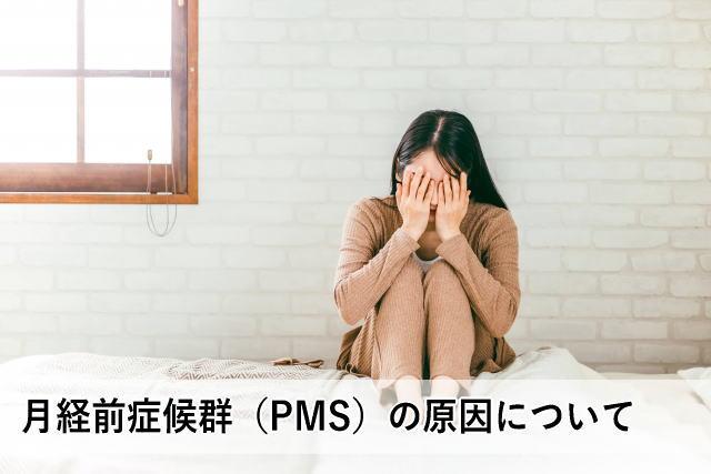 月経前症候群(PMS)の原因について