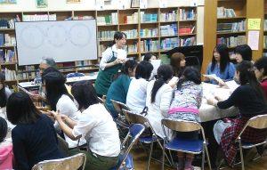パワーストーン教室5中