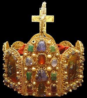神聖ローマ帝国の皇帝冠