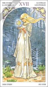 ソーサラーズタロット 星のカード