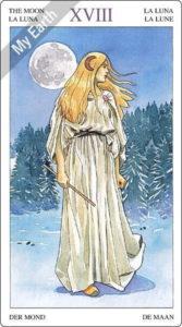 ソーサラーズタロット 月のカード