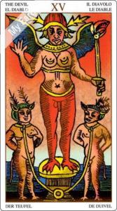 ユニバーサル・マルセイユ 悪魔のカード