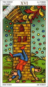ユニバーサル・マルセイユ 塔のカード