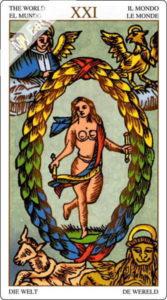ユニバーサル・マルセイユ 世界のカード