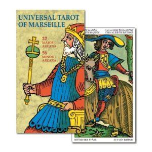 ユニバーサル・タロット・オブ・マルセイユ